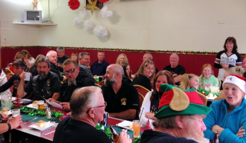 Fntns  Acc - Horsham Harley Christmas Dinner 1